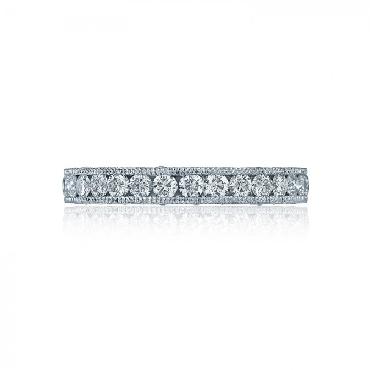 HT 2614 B 1.20ctw Diamond VS Clarity; G Colour Royal T Eternity Platinum Band by Tacori - Serial No. 257442