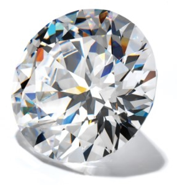 1.210ct Hearts on Fire Round Diamond VVS2 Clarity; I Colour (AGS#104099115033)
