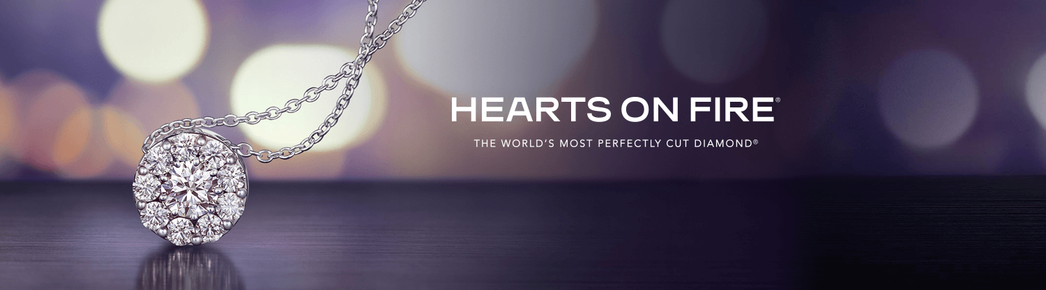 Hearts on Fire - The World's Most Perfectly Cut Diamond