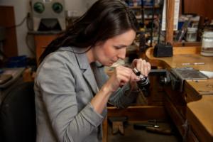 Jewellery Refurbishment, Repair, Remounting